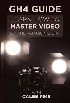 The GH4 Guide is your road map to mastering video on the Panasonic GH4.  I produced this video training specifically for filmmakers who want to harness the full…