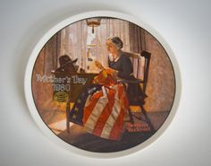 Check out this item in my Etsy shop https://www.etsy.com/listing/456368116/a-mothers-pride-norman-rockwell-edwin