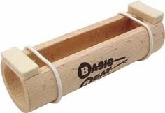 Basic Beat Clave Companion by Basic Beat. $5.00. The wooden clave companion makes playing the claves easier for everyone! Slip one of your own claves (claves are not included) under the elastic bands, so that it sits on top of the hollowed side of the clave companion - this automatically creates the proper resonance chamber. Then just tap another clave against the clave that's on the companion, to create your favorite rhythm. Now you won't have to concentrate on holdi...