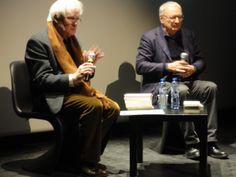 Geert Vanistendael en Uwe Timm, Passa Porta Festival 2013, Brussel