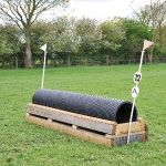 Another option for using black colvert plastic pipe...lots of jumps on this page