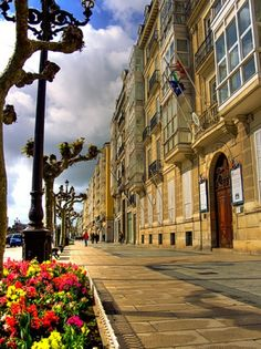 Experience the best study abroad programs in Santander, Spain. International Studies Abroad is here to help you gain that experience. Places Around The World, Travel Around The World, Around The Worlds, Travel Images, Travel Photos, Places To Travel, Places To See, Wonderful Places, Beautiful Places