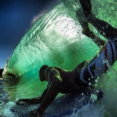 Photo of Alex Puloto #Gopro #surf #pipe