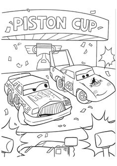 rage car coloring sheets | Cars Coloring Pages | Coloring Pages To Print