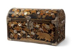 Arca / Estilo Namban,1580-1630, Japón / Parroquia de Santa Eulalia, Segovia