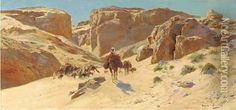 house algeria oil painting - Google Search