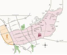 Map of Temecula Wineries.  We love the DePortola Wine Trail.  #IheartTemecula