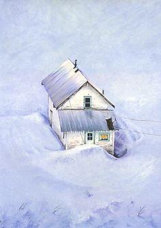 "Landscape Artists International: Colorado Winter Snow Landscape Pastel Painting ""Alone But Not Lonely"" by Colorado Artist Nancee Jean Busse Pastel Art, Pastel Paintings, Colorado Winter, Busse, Winter Snow, Pet Portraits, Lonely, Landscape Paintings, Abandoned"