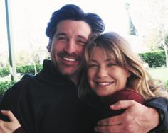 Find images and videos about love, grey's anatomy and meredith grey on We Heart It - the app to get lost in what you love. Greys Anatomy Couples, Greys Anatomy Cast, Grey Anatomy Quotes, Derek Shepherd, Meredith Grey, Perfect People, Pretty People, Grey's Anatomy Wallpaper, Addison Montgomery