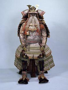 Samurai armour 10th - 13th c.
