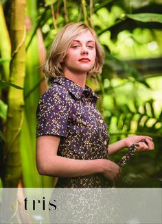 "etris Sommermodelle: Kleid ""teatime"" @etris.ch Products, Summer, Scale Model, Gowns"