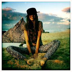 #Leggings #LeopardLeggings.