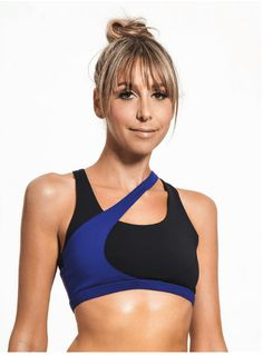 Concave Sports Bra - Solow