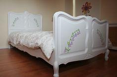 Barok bed (van happykidsart)