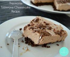 Toblerone Cheesecake Thermomix Recipe