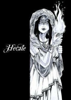 Cute Hecate