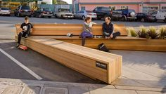 Noreiga Street Parklet @ San Francisco's Outer Sunset District