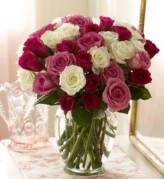 Traditional Valentine's Bouquet