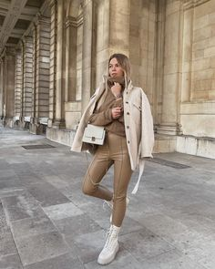 Cute Casual Outfits, Chic Outfits, Pretty Outfits, Winter Outfits, Fashion Outfits, Pretty Clothes, Zara Fashion, Trendy Fashion, Womens Fashion