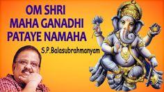 Balasubrahmanyam - Om Sri Maha Ganadhi Pataye Namah - Powerful Mantra for Wealth & Prosperity Lord Ganesha is considered to be a very powerful god and . Hindu Mantras, Lord Ganesha, Wealth, Sanskrit, Songs, Jukebox, Fantasy Art, Youtube, Fantastic Art