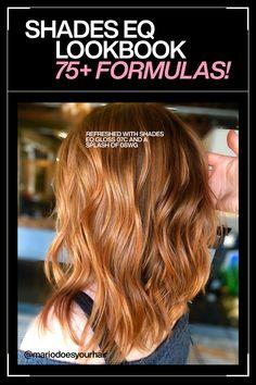 Hair Color Formulas, Redken Color Formulas, Redken Toner, Redken Hair Color, Redken Hair Products, Silver Blonde Hair, Teased Hair, Colored Hair Tips, Hair Toner