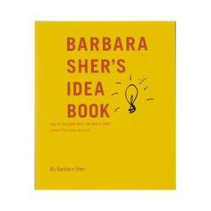 Barbara Sher's Idea Book