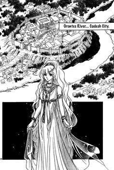 Hittite Princess - Anime