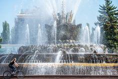 Rashlađenje od moskovskih vrućina