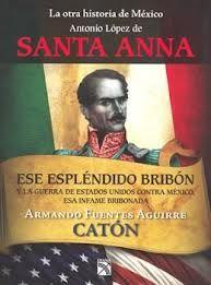 Libro sobre Santa Anna.