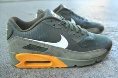 5396499c1cbe99 Nike Air Max 90 PRM - Cargo Khaki Nike Shoes Cheap, Nike Shoes Outlet,