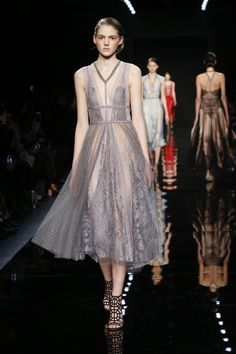Reem Acra Fall/Winter '16 at New York Fashion Week. #NYFW