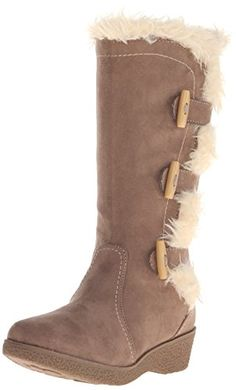 0000b91f683d awesome Nine West Diva Girl Winter Boot (Little Kid Big Kid)