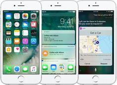 Apple rilascia iOS 10 per iPhone iPad e iPod touch: download e installazione!