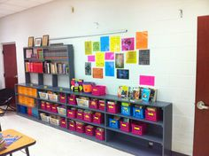 Middle School Classroom Library | Inspirational Quotes for Students | Sweet Southern Pursuits
