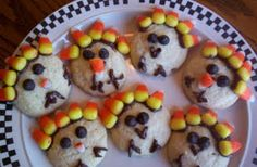 Thanksgiving crafts and recipes