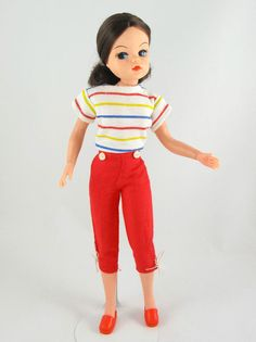Sindy in 1983 outfit