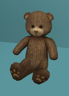Yay Snuggly!A fixed version of Trapping's 'Moe P. Cuddlebones' conversion (its foot is no longer wonky) + one recolour, as pictured.(The original 'snuggly' texture was designed by Kayfacee on the TS3 Exchange. I remade it because just look at how adorable it is.)> Download