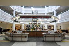Johnson Center. Photo courtesy of Creative Services, George Mason University
