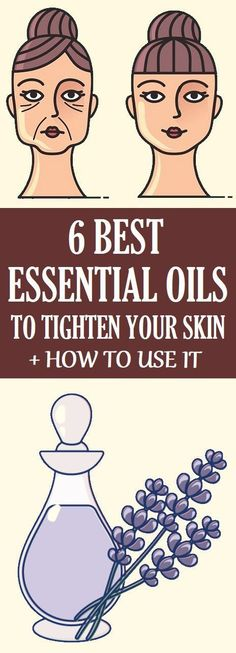 Natural Skin Remedies essential oils for skin tightening - There are many essential oils which can help firm up your skin and make it healthier than ever before. 6 Best Essential Oils To Tighten Skin Essential Oils For Skin, Essential Oil Uses, Young Living Essential Oils, Essential Oil Recipies, Young Living Oils, Tips Belleza, Skin Treatments, Natural Skin Care, Natural Beauty