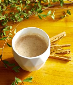 Hot Coconut Chocolate - Living the Low Carb Lifestyle www.goodtoeat.com.au