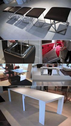 Resource Furniture - space-saving furniture designs