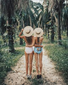 Click to SHOP One Piece Swimsuits! These chic, sexy one pieces provide support, coverage and adjustable ties at back! Can you say win win? Check them out at albionfit.com {left: The Peachy Keen One Piece Swimsuit / right: The Clementine One Piece Swimsuit} | @albionfit