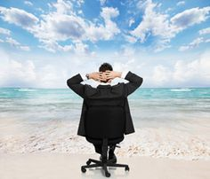 Can a Sole Proprietor Take a Vacation? #BusinessAdvice