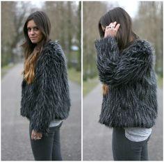 Fur Jacket ♡ ♥ ♡