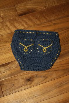 Ravelry: Crochet Diaper Cover with Pockets Pattern pattern by Ramona Byers
