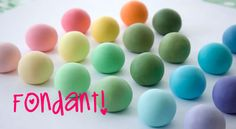 Marshmallow fondant | Cupcakerecepten.nl