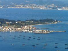 Ensenada de Boiro y Cabo de Cruz / Ría de Arosa (La Coruña)