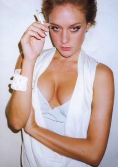 Chloe Sevigny by Terry Richardson