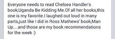 Love Chelsea Handler