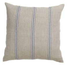 """Beaumont 22"""" Pillow in Blue design by Villa Home"""